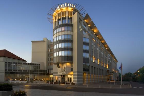 Sheraton Warsaw Exterior