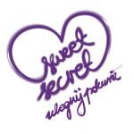 sweet secret mercure naklejka
